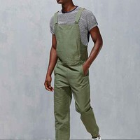 Shades Of Grey By Micah Cohen Canvas Overall Jogger