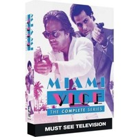 Miami Vice: The Complete Series - Walmart.com