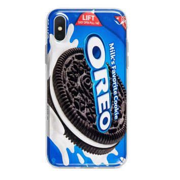 OREO COOKIES CUSTOM IPHONE CASE