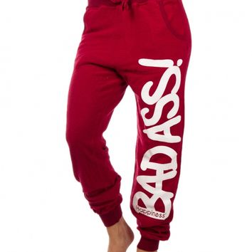 Women's Bad Ass Sweatpants by Happiness - ShopKitson.com