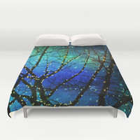 twilight Duvet Cover by Sylvia Cook Photography | Society6