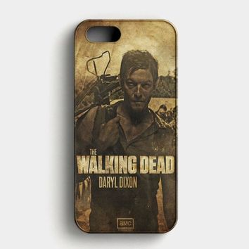 The Walking Dead Usa Flag iPhone SE Case