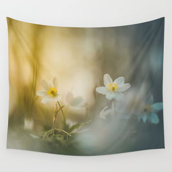 Untouched 2 Wall Tapestry by HappyMelvin