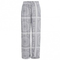 Rayon Drawstring Pant - The Latest