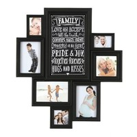 Family 7-Opening Collage Frame