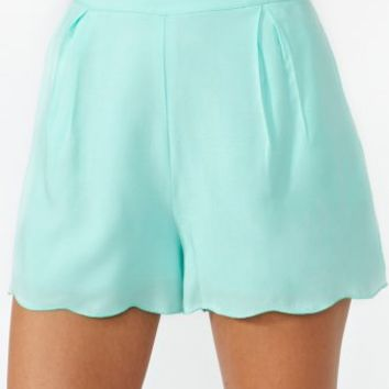 Veracruz Shorts - Mint