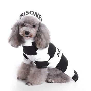 Pet Dog Cat Halloween Party Fancy Tidy Costume for Dog Cat Jacket Apparel