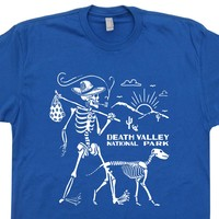 Death Valley T Shirt National Park Shirt Hiking T Shirt Hiking Tee