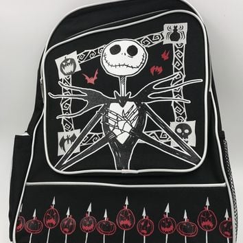 "Backpack 16"" The Nightmare Before Christmas 50263"