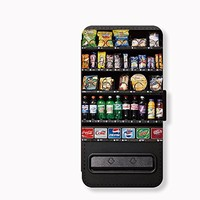 Vending Machine Card Slot Leather Case for Iphone 6 Iphone6 Plus Iphone 5c Case Iphone 5 Case Wallet Case for Samsung Calaxy S5 S4 Case Note3 Note4 Case Cell Phone Holster Design Picture Leather Phone Holster Pouch Phone Covers (Case For samsung galaxy not