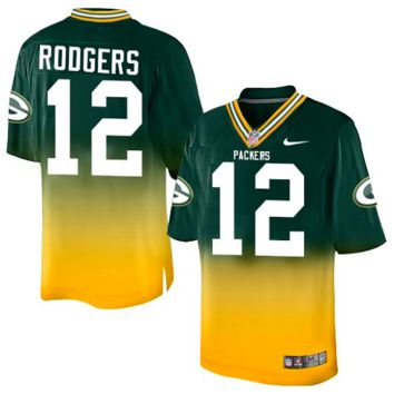 DCCK Green Bay Packers Jersey - Elite Drift Fashion Jerseys - several players