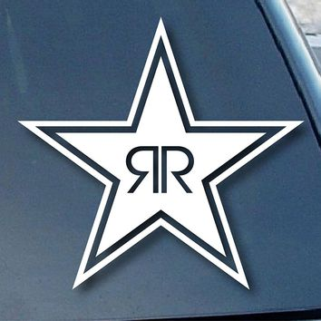 Rockstar Energy Drink Car Window Vinyl Decal Sticker