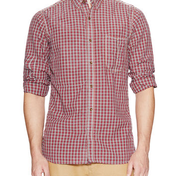 French Connection Men's Soft as a Peach Sportshirt -