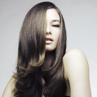 How To Wear A Side-Parting, Whatever Your Hairstyle - side-parting hairstyles - Woman And Home