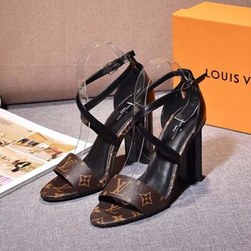 Louis Vuitton :Fashion princess high heels