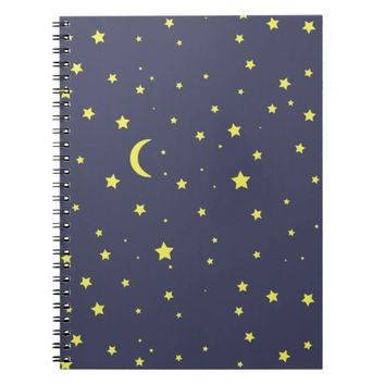 Starry Night Note Book