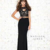 Madison James Prom 15-114 Madison James Lillian's Prom Boutique