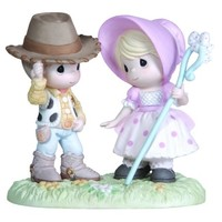 Precious Moments Howdy Ma'am Figurine