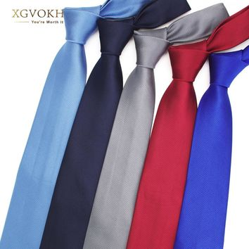 Solid Color Formal Ties