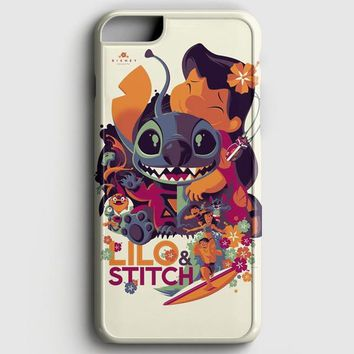 Disney Lilo and Stitch iPhone 6 Plus/6S Plus Case | casescraft