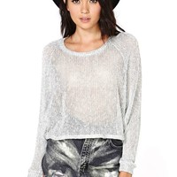 Cut the Crop Sweater