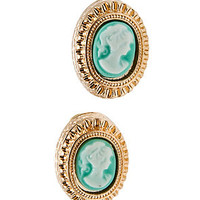 MKL Accessories Earrings Fair Lady in Mint Green