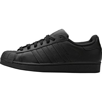 Adidas Superstar Foundation - Black/Black