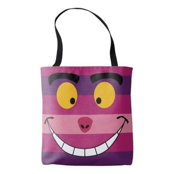 Cheshire Cat All-over-print Tote Bag