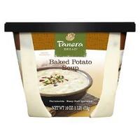 Panera Bread Baked Potato Soup 16 oz