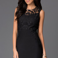 Cotton Lace Dress DC-DI201