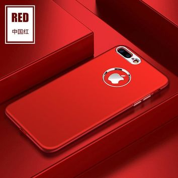 Luxury Matte Case Rubber Silicone TPU Soft Mobile Phone Case Coque Case Cover for iPhone X/8/8 Plus/7/7 Plus/6 6s/6 PLUS/6s plus/5 5s se for Samsung Galaxy S7 S7 edge S8 S8 Plus Note 8 J5 Prime for Hua Wei P10 Lite
