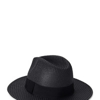 Iconic Straw Panama Hat