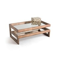 Eastwood Glass Coffee Table