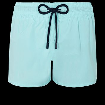 Vilebrequin - Man Acqua Blue Swim Shorts