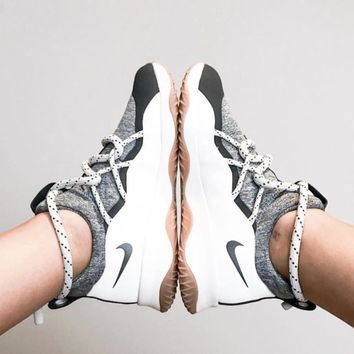 Nike WMNS City Loop Thick bandage all-match jogging shoes