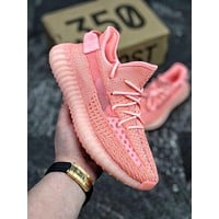Adidas Yeezy Boost 350 V2 Fashion Women Casual Sport Running Shoes Sneakers Pink