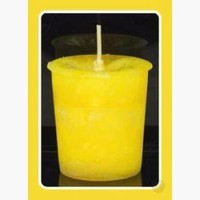Positive Energy Reiki Charged Herbal Votives
