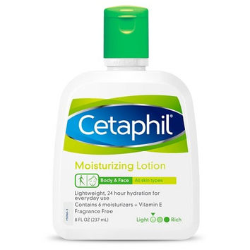 CETAPHIL® MOISTURIZING LOTION 8 OZ