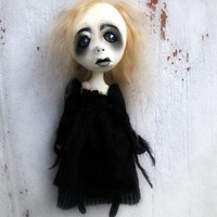 Halloween Ghost Decoration Ghost Girl Ornament