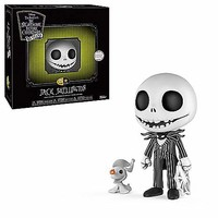 Jack Skellington 5 Star Funko Figure - The Nightmare Before Christmas - Spencer's