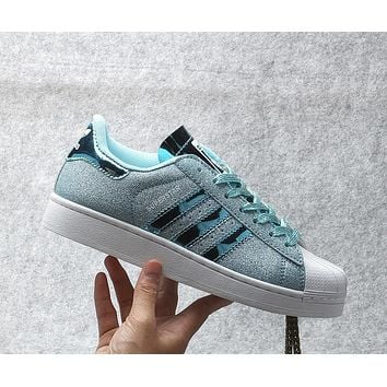 Originals Adidas Superstar W Men's Women's Shiny Shell-toe Classic Sneaker Sprot Shoes