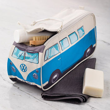 Vw Campervan Wash Bag