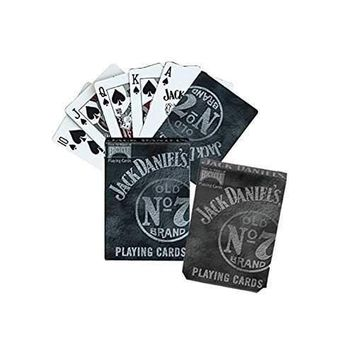 Bicycle Jack Daniels, 6 Decks