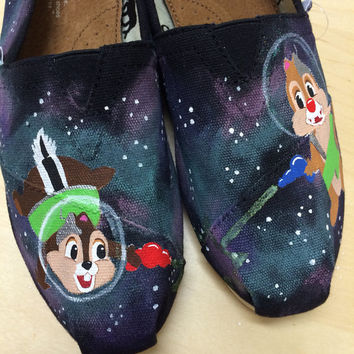 Chip N Dale Painted TOMS