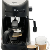 4-Cup Espresso and Cappuccino Machine - Default