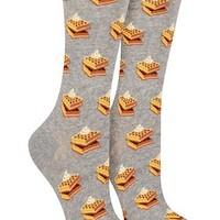 Waffles Socks | Womens