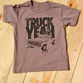 Truck Yeah | Country Toddler Tee