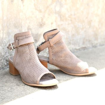 A New Reason Bootie - Taupe
