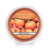Spiced Pumpkin : Scenterpiece™ Easy MeltCups : Yankee Candle