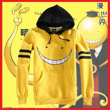 Assassination Classroom Korosensei Anime Hoodie Sweatshirt